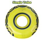 Inflatable water tube single